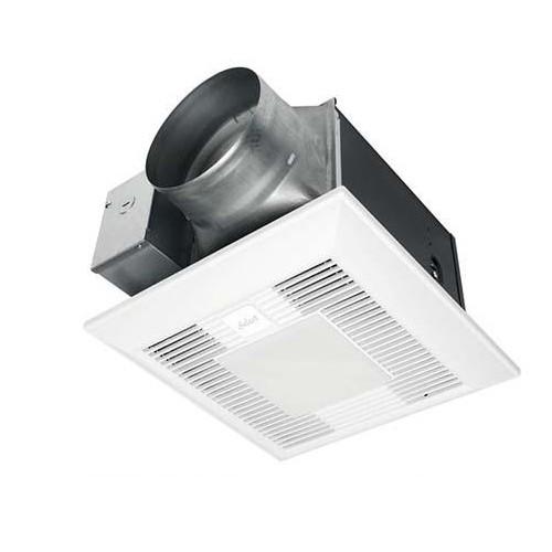 Panasonic FV1115VKL2 - WhisperGreen Select - Fan/LED Light - Multiple IAQ Solutions - 110-130-150 CFM - <0.3 Sones
