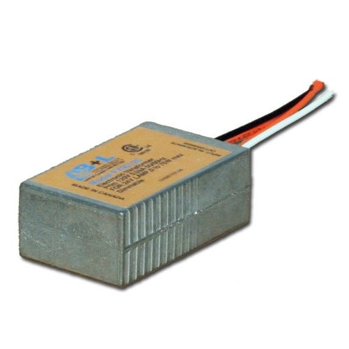 B+L Technologies - FX95100 - 75W 120V Input - 12Vac Output - Metal Case Low Voltage Transformer - Dimmable Down to 0 Watts - For 12Vac Halogen and LED Bulbs