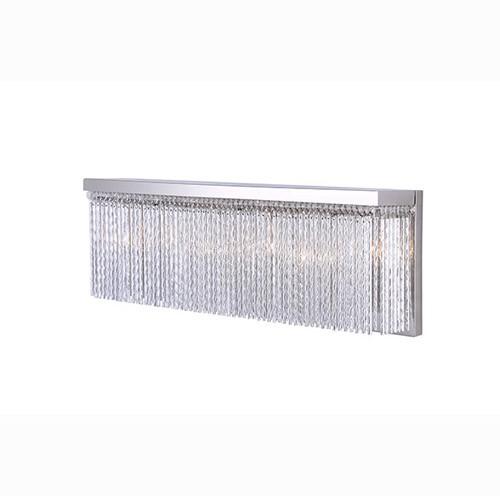 Canarm IVL454A03CH9 - MONACO Vanity- Chrome