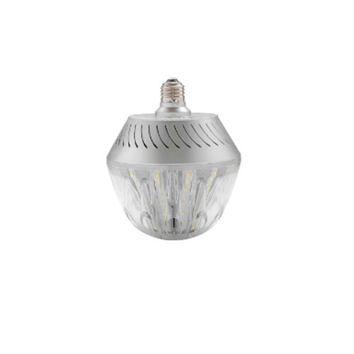 LED-8056E30C-A - 45W Parking Garage Retrofit - 347V - 5525 Lumens - Medium E26 Base - 3000K Warm White - Replaces Up To 175W HID - CRI >80