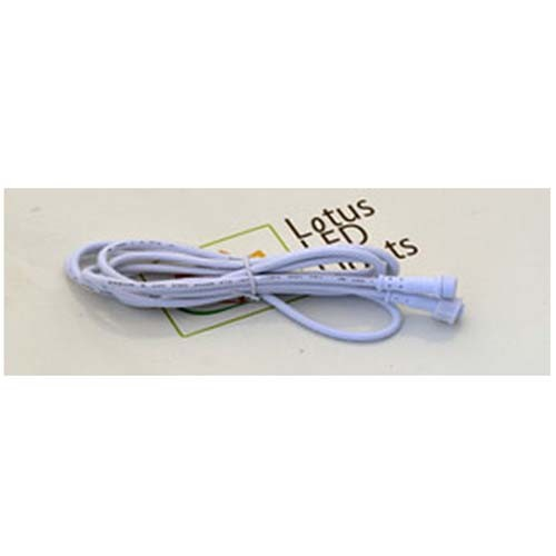 Lotus LED Lights - 6 Feet Extension Cord - EXC6