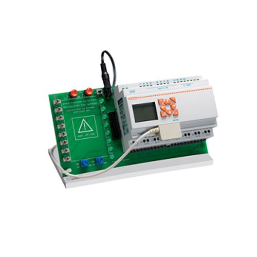 Lovato LRDDEM12RD024 - TRAINING KIT WITH LRD12RD024 MOUNTED ON INPUTS/OUTPUTS SIMULATION BOARD