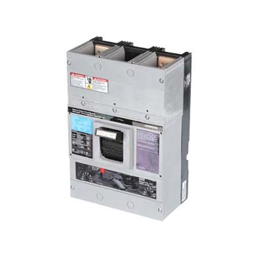 SIEMENS HLD62B300 - Molded Case Circuit Breakers - Type HLD6-A - 2-Pole - 600V AC - 300A - 35k A IR - Interchangeable Trip - Complete Breaker Unassembled w/Lugs