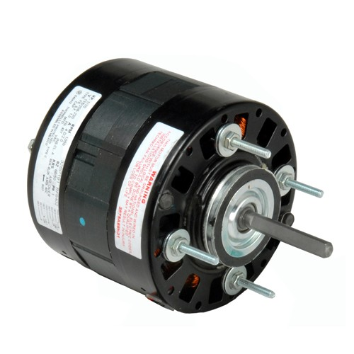 "ROTOM M4-R2940 - 5.0"" Diameter Motors - 1/10HP - 115/208/230V - 4.00A - 1/1050 SPD/RPM - CW Rotation"