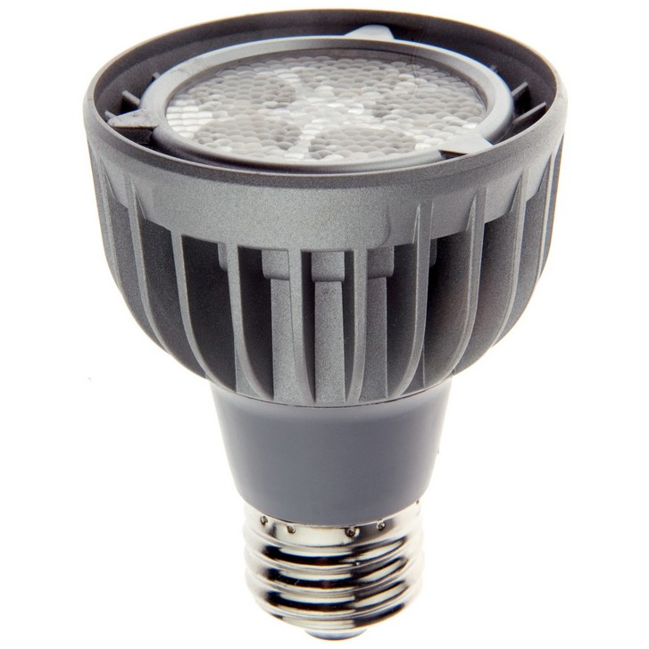 NaturaLED 5626 - 9W  120Volts - PAR20 - Narrow Flood - 4000K - 50 Watt Equals
