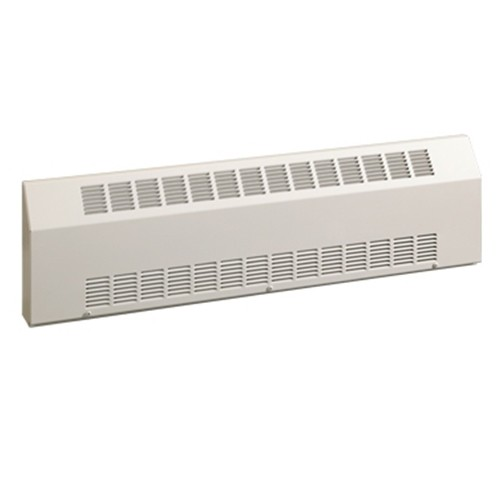 OUELLET OPR1250BL - Heavy-Duty Steel Draft Barrier - 1250/938 Watts - 240/208 Volts - 1 Phase - White