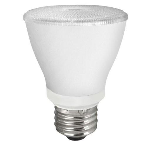 TCP LED8P2041KFL - 8 Watt - PAR20 - Medium Base - 25,000 Hours - 4100 Kelvin - Flood - LED Light Bulb