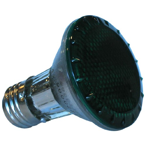 Symban 50 Watt - 130 Volts - PAR20 - Narrow Flood - Green