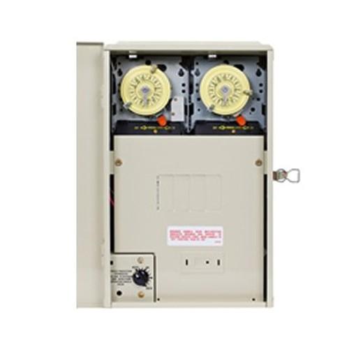 Intermatic PF1222TB1 - 240V - DUAL TIMER W/FRZ & HEAT SUBPAN