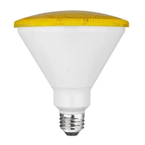 TCP RLP3814Y - LED PAR38  - 14W - 120V - 25,000 Hours Life - Non Dimmable - 90W Equal - Yellow - 4 Packs