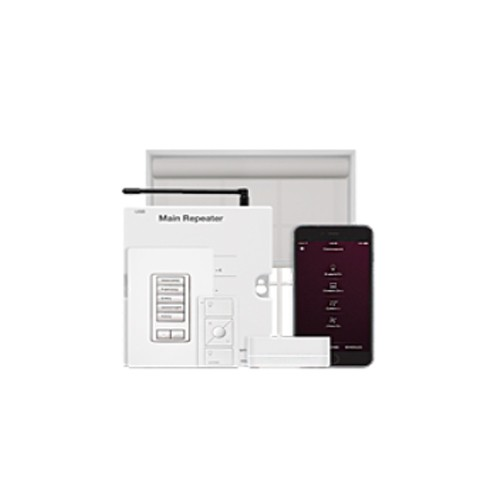 Lutron RRT-GH5B - RadioRA 2 Grafik T C•L Hybrid Keypad - 5-Button - 250 W Dimmable LED - 600 W Incandescent / Halogen - 300W Magnetic Low Voltage - 3.3A Hi-Lume 1% 2-wire LED Driver - 3.3A 2-wire Fluorescent Ballasts