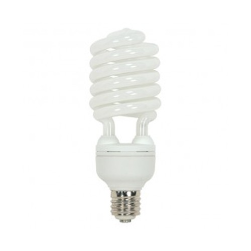 Satco S7440 - 120V - 85W - T5 Compact Fluorescent - Medium Base - 5700 Lumens - 6500K Daylight - 85 CRI