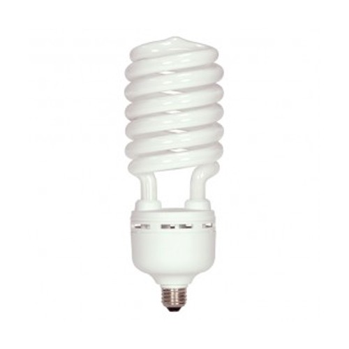 Satco S7442 - 120V - 105W - T5 Compact Fluorescent - Medium Base - 7000 Lumens - 6500K Daylight - 85 CRI