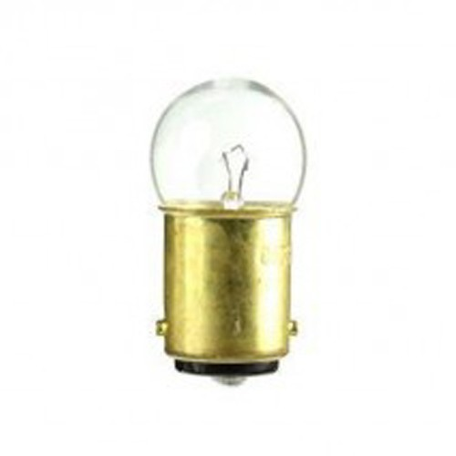 Satco S7865 - 4.41W - 7V - G6 Miniature - Bayonet Double Contact Base - C-6 Filament - 10 Packs