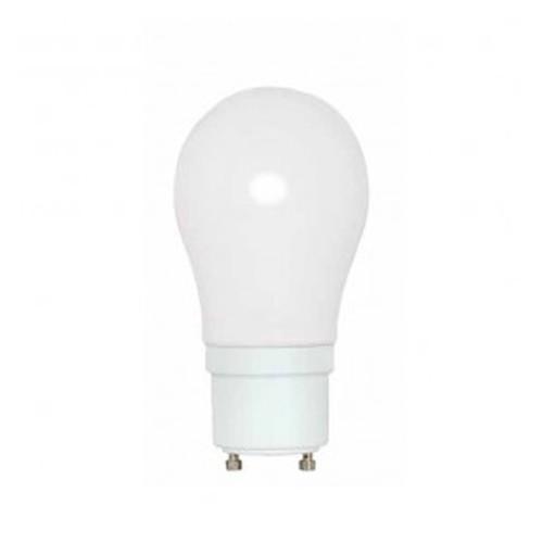 Satco S8225 - 120V - 15W - A19 Compact Fluorescent - GU24 Base - 800 Lumens - 2700K - 82 CRI - 12 Packs