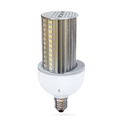 Satco S8908 - 30 Watt - 3000K Warm White - 4300 Lumens - 180 Deg. Beam Spread - Mogul Base - 100-277V