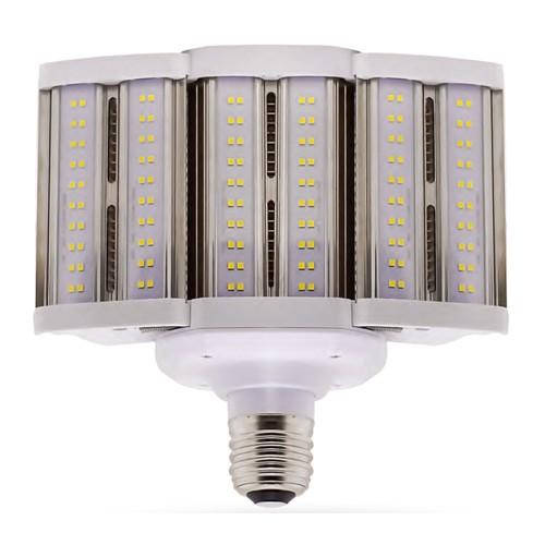 Satco S8932 - 80 Watt - 5000K Natural Light - 10000 Lumens - 180 Deg. Beam Spread - Mogul Base - 100-277V