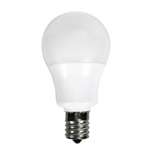 Satco S9068 - 5.5 Watt - A15 LED - Frosted - 5000K Natural Light - Intermediate E17 Base - 230 Deg. Beam Spread - 450 Lumens - 120V - 6 Packs