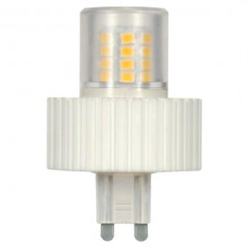 Satco S9227 - 5 Watt - T4 Repl. LED - 5000K - G9 base - 360 Deg. Beam Spread - 120V - Non-Dimmable