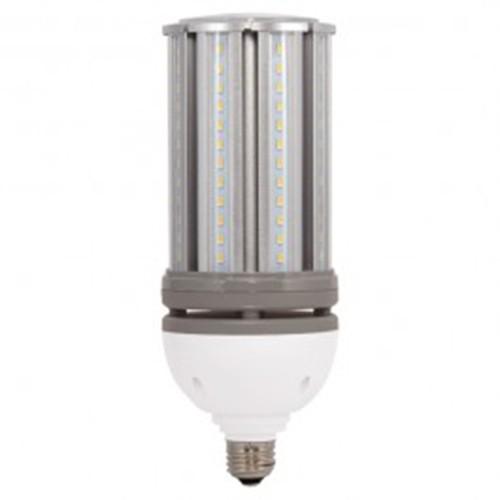 Satco S9392 - 36 Watt - HID Replacement - White - 5000K - Medium base - 4320 lumens - 100-277V