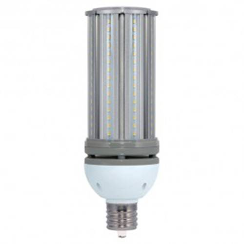 Satco S9393 - 45 Watt - HID Replacement - White - 5000K - Mogul Extended base - 5400 lumens - 100-277V