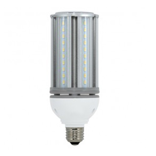 Satco S9671 - 22 Watt - LED HID Replacement - 2700K - Medium base - 100-277 Volts