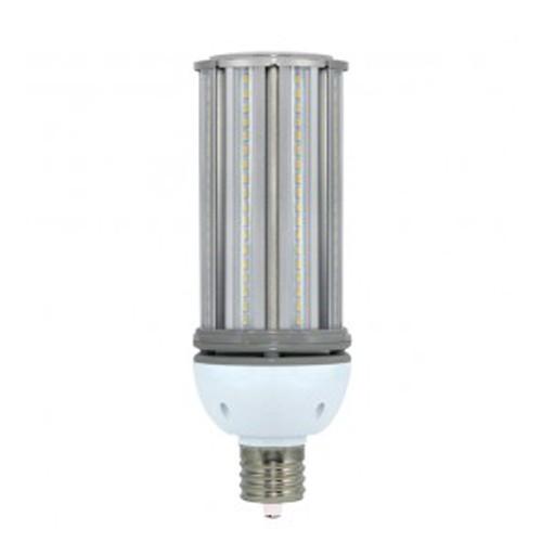 Satco S9674 - 54 Watt - LED HID Replacement - White - 4000K - Mogul Extended base - 6480 lumens - 100-277V