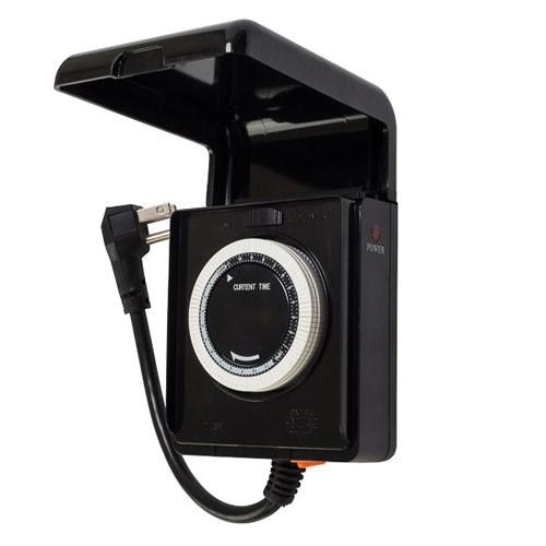 Tork Industries SA205 - 24 Hour Plug-In Timer 120V Outdoor