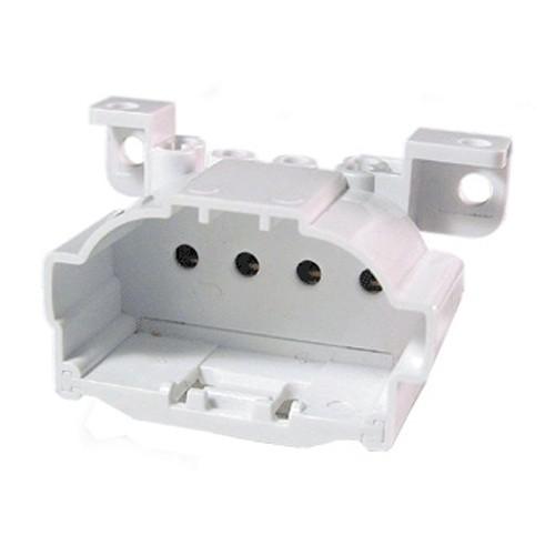 SC-2GX7, 4-Pin CFL-S/E 5 -13W Horizontal Screw Mount Socket - 2GX7/2G7 Base