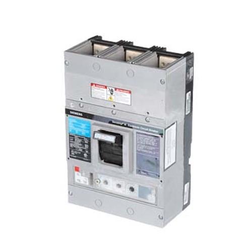 SIEMENS SJD69300G - Molded Case Circuit Breakers - Type SJD6-A - 3-Pole - 600V AC - 300A - 25k A IR