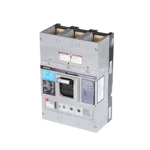 SIEMENS SLD69300 - Molded Case Circuit Breakers - Type SLD6-A - 3-Pole - 600V AC - 300A - 25k A IR - Blue Label
