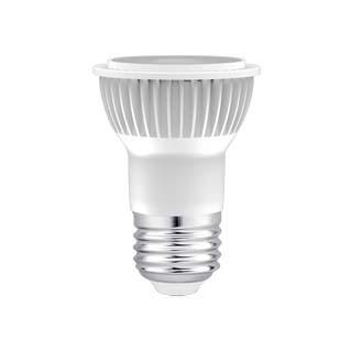 Sunsun Lighting - 6.5W - DIMMABLE LED - MR16 / PAR16 - 120V E26 Medium BASE - FLOOD - 2700K Warm White - Replacing 50W Incandescent Bulb