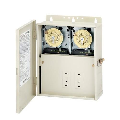 Intermatic T10101R - Pool/Spa Control Center 2xT101M