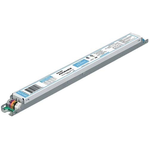 Philips Advance IOP2S54LSD35M - Optanium High Efficiency Electronic Programmed Start Fluorescent Step-Dim T5 Ballasts - For 2 x T5 Fluorescent Lamps - 120-277V