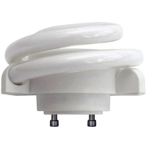 TCP 33213SSP - 13 Watt - 60 W Equal - 2700K Warm White - CFL - Spring Lamp Squat GU24 Base - Low Profile