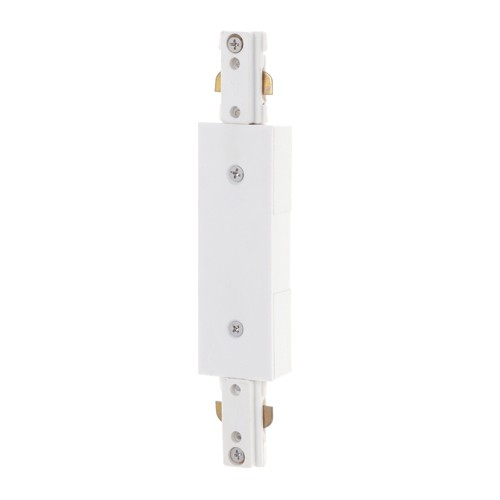Satco TP171 - Inline Feed Connector - White Finish