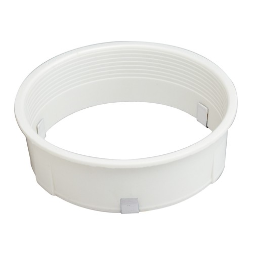 Satco TP181 - R30 White Baffle - White Finish