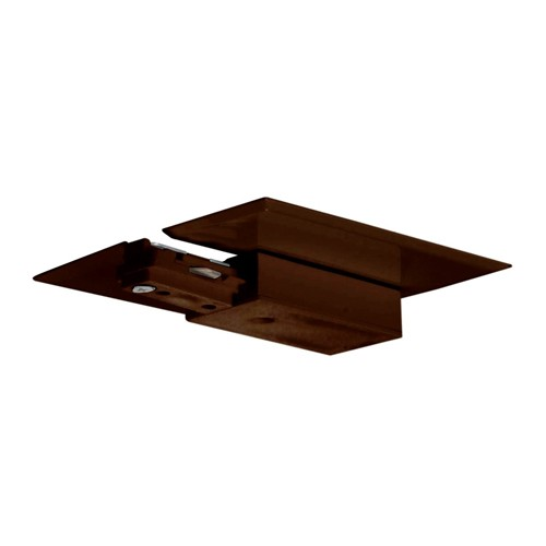 Satco TP204 - Live End with Canopy - Brown Finish