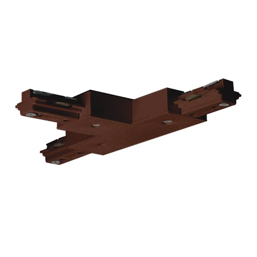 """Satco TP207 - """"T"""" Connector - Brown Finish"""