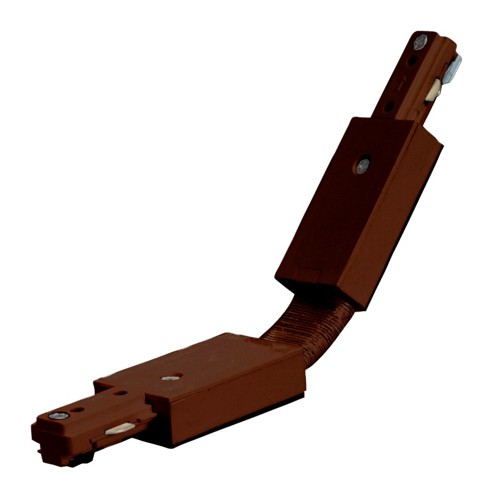Satco TP209 - Flexible Connector - Brown Finish