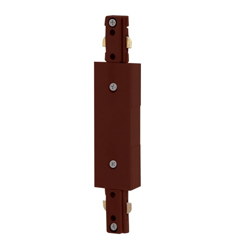 Satco TP211 - Inline Feed Connector - Brown Finish