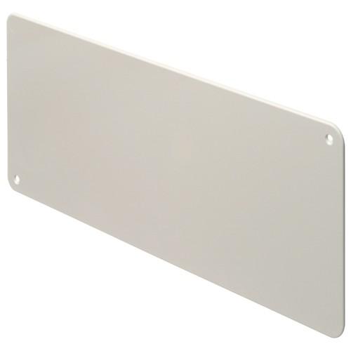Arlington TVB613C -  Recessed TV Box Cover - White - 4-Gang - Paintable Plastic - 5 Packs