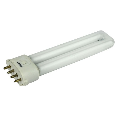 Major Brand - 11 Watt - Single Tube - 4 Pin - 2G7 Base - 6500K - CFL