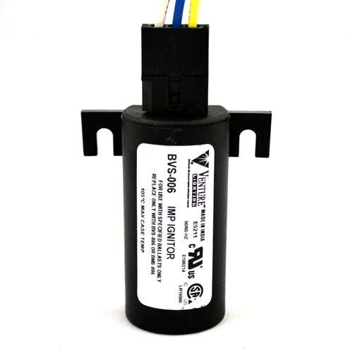 Venture Lighting BVS006REPL - 35-150 Watt High Pressure Sodium Ignitor - with Quick Connect