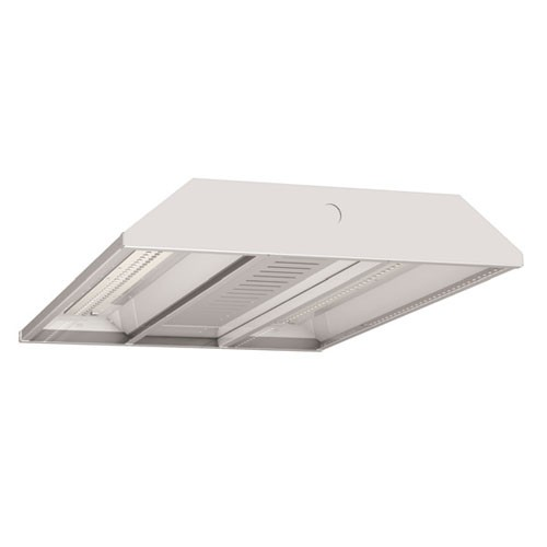 "Visioneering LHBC LED High Bay - 150 Watt - 16000 Lumens - 4000K Cool White - 120-277V - 24"" L x 16"" W - Frosted Lens"