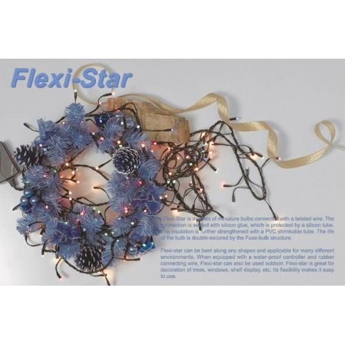 Wide Loyal - Flexi-Star Heavy Duty Twinkling Spots Decorative Light
