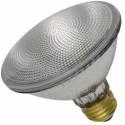 Shat-r-Shield 01682S - 39W PAR30 Short Neck - Narrow Flood - Medium Base 130V Shatter-Resistant Halogen Bulb - 10 PACK