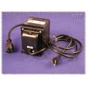 Hammond 176F - Plug-In Step Up Transformer - Primary 115Vac - Secondary 230Vac - 50/60 Hz - 1000VA