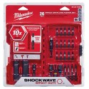 Milwaukee 48-32-4408 - SHOCKWAVE Drive and Fasten Set (26 PC)