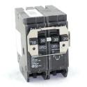 Cutler Hammer - DNPL220250 - Quad Circuit Breaker - 1 x 2-Pole 20A Outer & 1 x 2-Pole 50A Inner - Non Common Trip